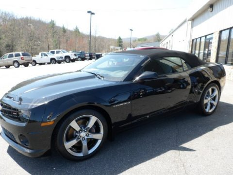 New 2012 Chevrolet Camaro SS/RS Convertible for Sale ...