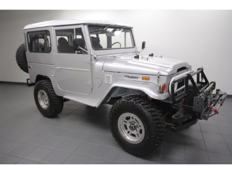 Used 1974 Toyota Land Cruiser Fj40 For Sale Stock