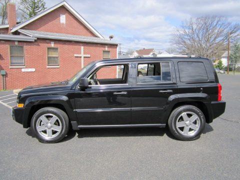 used 2007 jeep patriot limited 4x4 for sale stock 5338 dealer car ad 63038705. Black Bedroom Furniture Sets. Home Design Ideas