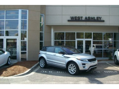 New 2012 land rover range rover evoque dynamic for sale for Baker motor company land rover