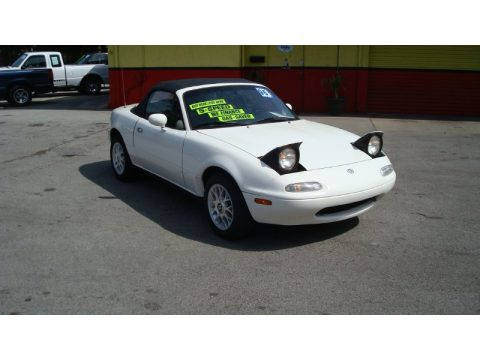 used 1996 mazda mx 5 miata roadster for sale stock a1135 dealer car ad. Black Bedroom Furniture Sets. Home Design Ideas