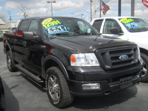 Used 2004 Ford F150 Fx4 Supercrew 4x4 For Sale Stock Hb1257p