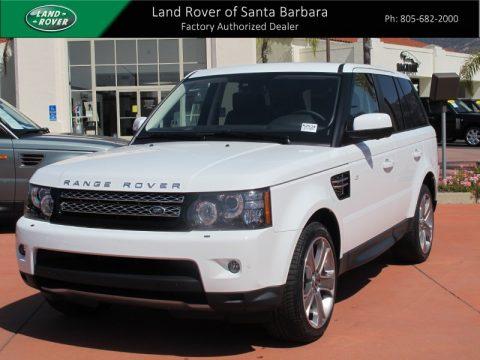 new 2012 land rover range rover sport supercharged for sale stock r2534. Black Bedroom Furniture Sets. Home Design Ideas