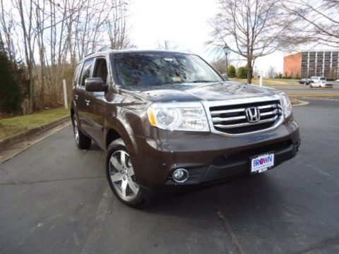 New 2012 honda pilot touring 4wd for sale stock 14376 - 2012 honda pilot exterior colors ...