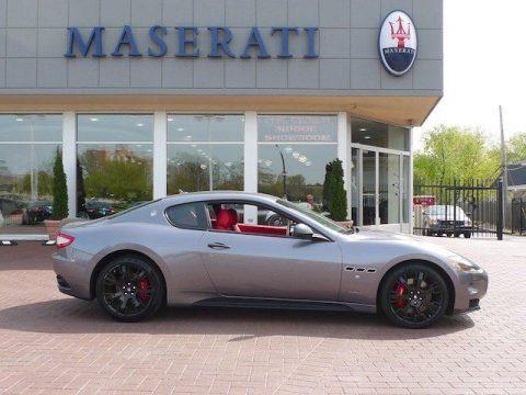 Used 2011 maserati granturismo s automatic for sale for Maserati granturismo s interieur