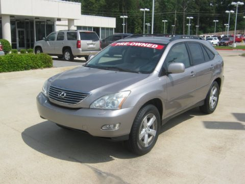 Used 2005 Lexus Rx 330 Thundercloud Edition For Sale Stock