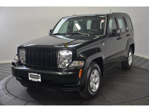 used 2009 jeep liberty sport 4x4 for sale stock 6111. Black Bedroom Furniture Sets. Home Design Ideas