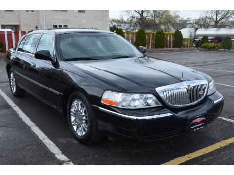 used 2008 lincoln town car executive l for sale stock 54067 dealer car ad. Black Bedroom Furniture Sets. Home Design Ideas