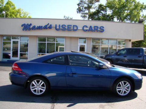 used 2004 honda accord ex v6 coupe for sale stock. Black Bedroom Furniture Sets. Home Design Ideas