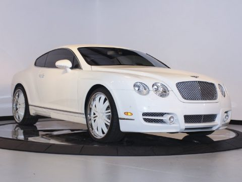 Used 2005 Bentley Continental Gt Mansory Gt63 For Sale Stock