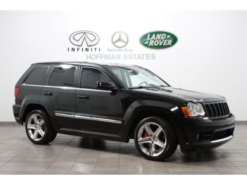 used 2008 jeep grand cherokee srt8 4x4 for sale stock 00h6139a dealer car. Black Bedroom Furniture Sets. Home Design Ideas