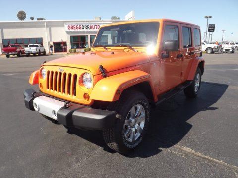 new 2012 jeep wrangler unlimited sahara 4x4 for sale stock cl209841 dealer. Black Bedroom Furniture Sets. Home Design Ideas
