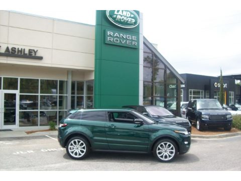 New 2012 land rover range rover evoque coupe dynamic for for Baker motor company land rover