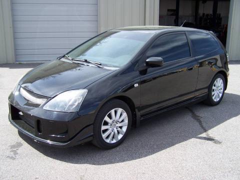 used 2005 honda civic si hatchback for sale stock 501946 dealer car ad. Black Bedroom Furniture Sets. Home Design Ideas