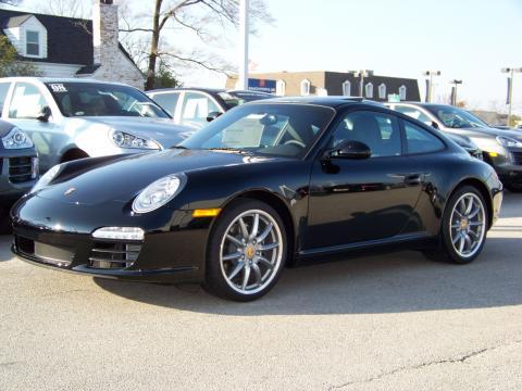 2009 Porsche 911 Carrera Coupe Fast Cars