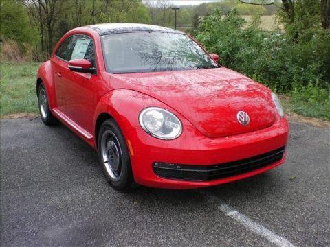 new 2012 volkswagen beetle 2 5l for sale stock cm638781 dealer car ad. Black Bedroom Furniture Sets. Home Design Ideas