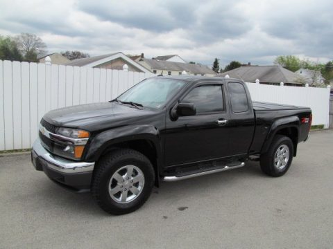 used 2011 chevrolet colorado lt extended cab 4x4 for sale stock n6455a. Black Bedroom Furniture Sets. Home Design Ideas