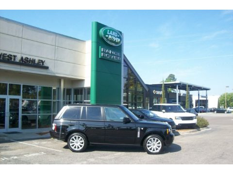 New 2012 land rover range rover supercharged for sale for Baker motor company land rover
