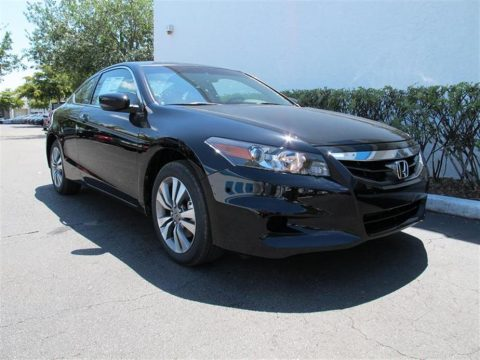 New 2012 Honda Accord EX-L Coupe for Sale - Stock #CA014348
