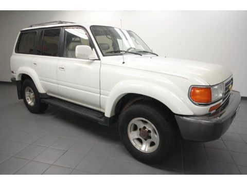Used 1997 Toyota Land Cruiser For Sale Stock Tv0181141