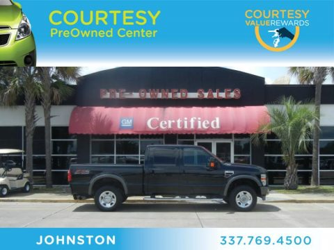 Used 2008 Ford F250 Super Duty Fx4 Crew Cab 4x4 For Sale Stock 12b173b