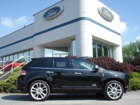 used 2010 lincoln mkx limited edition awd for sale stock fp455 dealer car. Black Bedroom Furniture Sets. Home Design Ideas