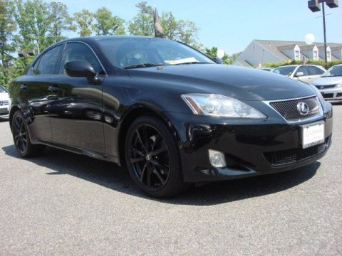 Charles Barker Lexus >> Used 2008 Lexus IS 250 for Sale - Stock #P1803 ...