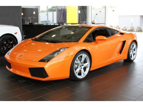 Used 2007 Lamborghini Gallardo Coupe For Sale Stock Gli295