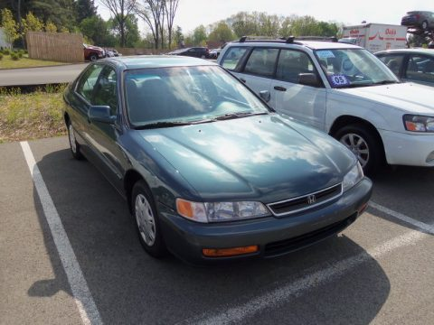 1996 Honda Accord Sedan Honda Accord lx Sedan