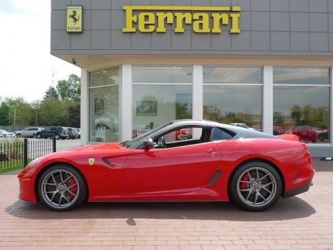 Ferrari 599 GTO for Sale ~ Ferrari Prestige Cars
