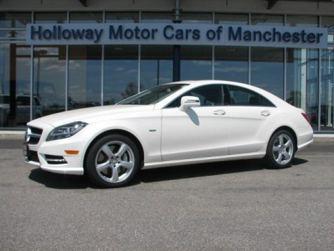 New 2012 Mercedes Benz Cls 550 4matic Coupe For Sale