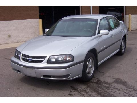 Used 2002 Chevrolet Impala Ls For Sale Stock 1188