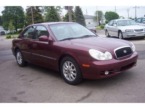 Used 2002 Hyundai Sonata Lx V6 For Sale Stock 1182