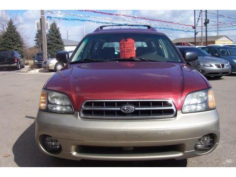 Used 2002 Subaru Outback Wagon For Sale Stock 1140