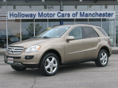 Used 2008 Mercedes Benz Ml 350 4matic For Sale Stock