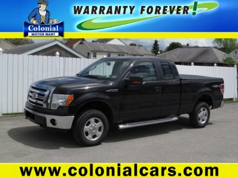 Used 2010 ford f150 xlt supercab 4x4 for sale stock for Colonial motors indiana pa