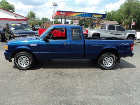 Used 2011 ford ranger xlt supercab 4x4 for sale stock for Bureau of motor vehicles bloomington indiana