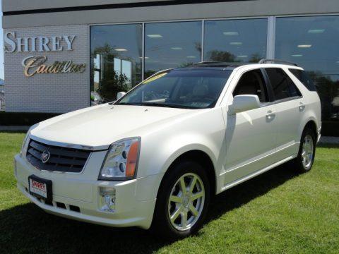 Cadillac Srx White Diamond White Diamond Cadillac Srx v6