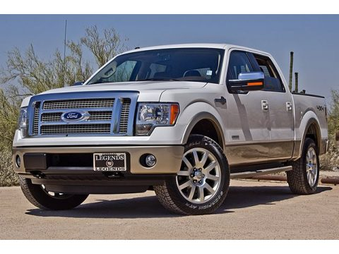 used 2011 ford f150 king ranch supercrew 4x4 for sale stock 1345112547. Black Bedroom Furniture Sets. Home Design Ideas