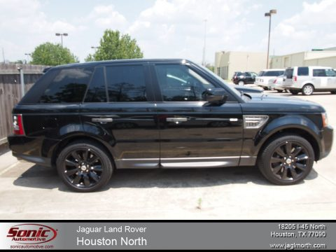 used 2010 land rover range rover sport supercharged for sale stock taa257095. Black Bedroom Furniture Sets. Home Design Ideas