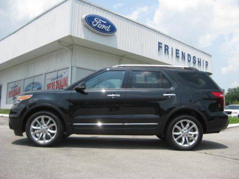 new 2013 ford explorer limited 4wd for sale stock 13f0017 dealer car ad. Black Bedroom Furniture Sets. Home Design Ideas
