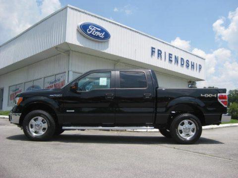 2012 Ford F150 Xlt Supercrew F150 Xlt Supercrew 4x4