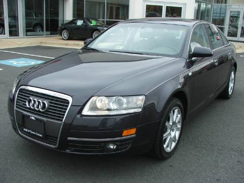 Used 2005 audi a6 3 2 quattro sedan for sale stock for Mercedes benz of tysons corner staff