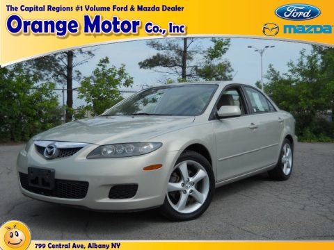 Used 2006 mazda mazda6 s sport sedan for sale stock for Orange motors albany new york