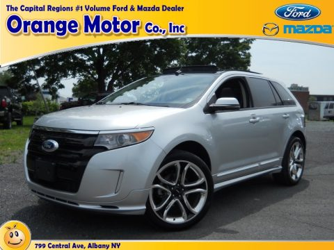 Used 2012 ford edge sport awd for sale stock 000833lt for Orange motors albany new york