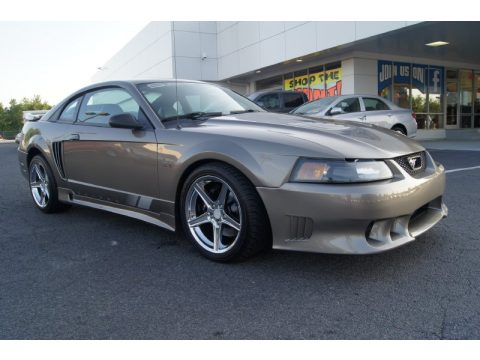used 2002 ford mustang saleen s281 supercharged coupe for sale stock p8018af. Black Bedroom Furniture Sets. Home Design Ideas
