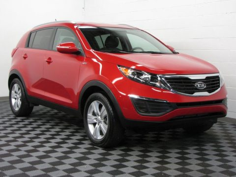 used 2011 kia sportage lx awd for sale stock h641561ar dealer car ad 65970771. Black Bedroom Furniture Sets. Home Design Ideas