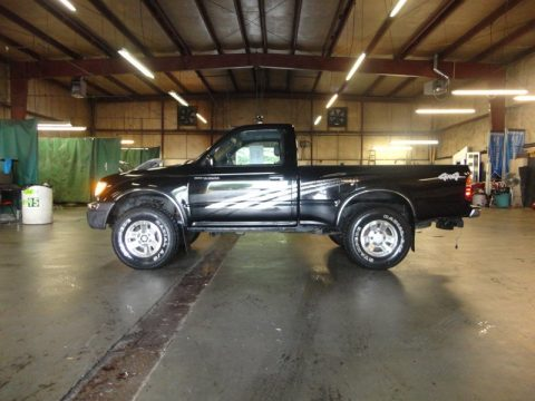 Used 1998 Toyota Tacoma Regular Cab 4x4 for Sale - Stock ...