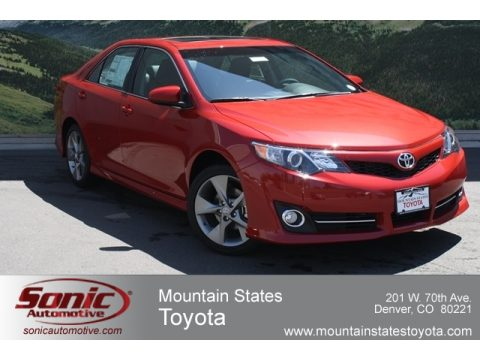 new 2012 toyota camry se v6 for sale stock cu517575 dealer car ad 65970226. Black Bedroom Furniture Sets. Home Design Ideas