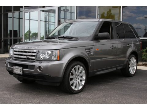 used 2007 land rover range rover sport supercharged for sale stock l0829a. Black Bedroom Furniture Sets. Home Design Ideas